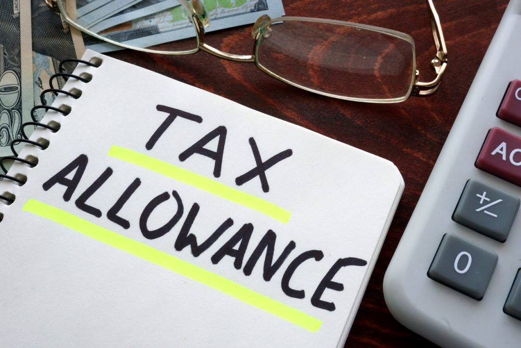 tax allowance